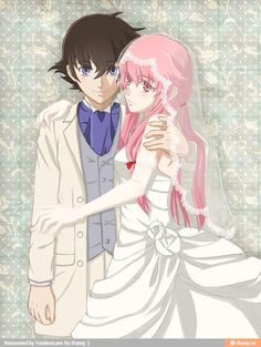 yuno and yuki married - Pesquisa Google