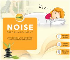 If The Loud Noises Are Coming From the Outside, Install Now Our Soundproof Lingel Windows That Are Acoustically Engineered To Stop Sound Outside.. For any Enquiry Call Us Now 91-8527344373