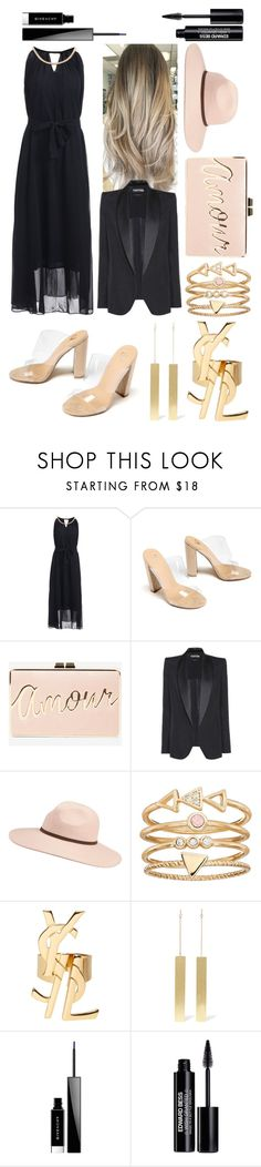 """Love to love 💛"" by julia-awesome ❤ liked on Polyvore featuring BCBGMAXAZRIA, Tom Ford, Billabong, LC Lauren Conrad, Yves Saint Laurent, Off-White, Givenchy and Edward Bess"