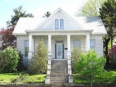 there is something about this I love  1874 house for sale in Frostburg <3