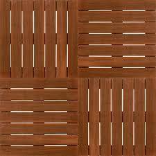 madeira deck