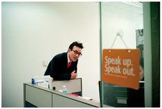 Photographer: Hector Emanuel  Client: Client: CFA Institute Location: South Korea