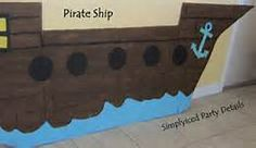 pirate ship party decorations - Bing Images