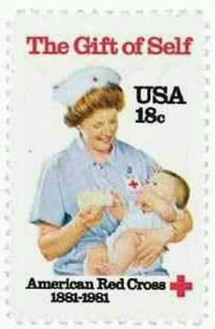 Nursing stamp
