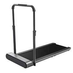 HHJJ Treadmill,Foldable Walking Machine Free of Installation of Fitness Equipment,180 Degrees Folded in Half,Upright… Is the actual folding treadmill can fol... Foldable Treadmill, Folding Treadmill, Running Machines, Workout Machines, Electric Treadmill, Walking Exercise, Led Panel, No Equipment Workout, Fitness Equipment
