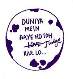 Funky Quotes, Swag Quotes, Crazy Quotes, Lyric Quotes, Cute Quotes, Sassy Quotes, Badass Quotes, Lyrics, Desi Quotes