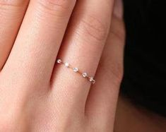 Moissanite   Etsy Pink Diamond Engagement Ring, Engagement Ring Cuts, Vintage Engagement Rings, Diamond Wedding Bands, Lab Diamonds, Moissanite, Diamond Shapes, Natural Diamonds, Fashion Rings