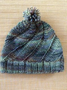 Screw Top Worsted by Jenise Hope | malabrigo Rios in Indiecita