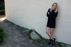 Gareth Pugh Little Black Dress