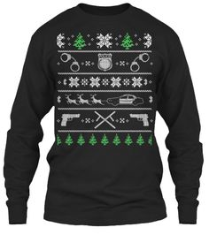 Police Offier UGLY CHRISTMAS SWEATER I need this!
