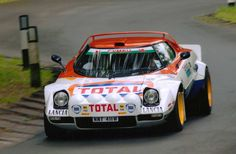 """""""TOTAL"""" sponsored Lancia Stratos HF. Sport Cars, Race Cars, Car Makes, Car Tuning, Rally Car, Car Manufacturers, Concept Cars, Cars And Motorcycles, Ferrari"""