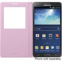 Samsung - Flip Case for Samsung Galaxy Note 3 Mobile Phones - Pink