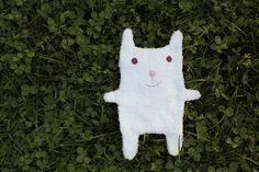 Day 5: Bunny Washcloth
