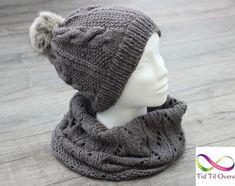 Strikket bryllupsgave – del 3 – Tid Til Overs Knitted Hats, Winter Hats, Knitting, Fashion, Moda, Tricot, Fashion Styles, Breien, Stricken
