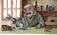 """""""José Pepe Mujica"""" is a Uruguayan politician who was the 40th President of Uruguay between 2010 and 2015. A former urban guerrilla fighter with the Tupamaros, he was imprisoned for 13 years during the military dictatorship in the 1970s and 1980s. (Quoted from Wikipedia.org)"""