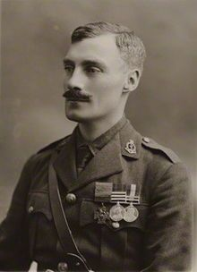 Arthur Martin-Leake (1874-1953) won a VC during the Boer War and another during WWI.