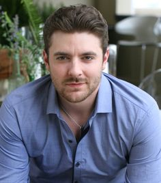 Blue is a great color for Chris Young!