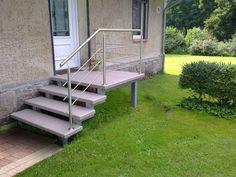 Die 106 Besten Bilder Von Aussentreppe Deck Staircases Und Home