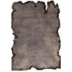 Jalwa Silver Hand Tufted Wool Rug