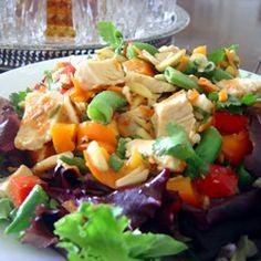 Almond Chicken Salad Allrecipes.com