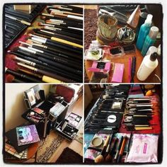 Before I became a makeup and hair artist, I didn't truly appreciate how much there is to learn, how much skill is involved and how much stuff you need for each job! How To Become, Models, Business, Makeup, Artist, Hair, Templates, Make Up, Artists