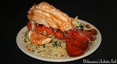 Delmonico's Steakhouse - Lobster Tail