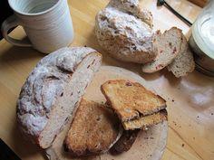 Cassie Liversidge- Hilary's marvellous fruit and onion bread