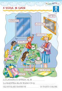 Italian Words, Italian Language, Learning Italian, New Years Eve Party, Leo, Homeschool, Family Guy, Teaching, Maze