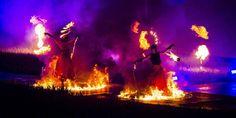 """Bicentenaire de la bataille de Waterloo: un blessé grave lors du spectacle """"Inferno"""""""