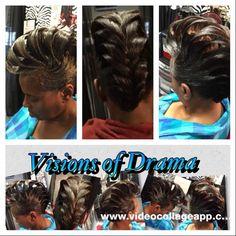 Visions of Drama - Kayla Wright