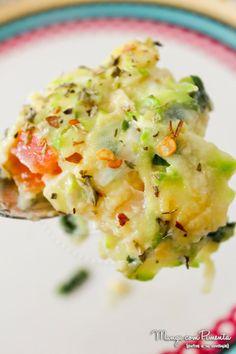 Omelete de Abobrinha com Tomate {Receitas do Bem}, para ver a receita, clique na imagem para ir ao Manga com Pimenta.