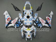 Honda CBR 600RR F5 2005-2006 ABS Fairing - Nastro Azzurro #honda600rrFairings #cbr600fairings #2005CBR600rr