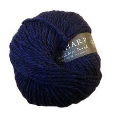 Silkroad Aran Tweed, wool, silk and cashmere blend, 50g - I Wool Knit - 8