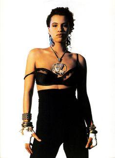 Neneh Cherry, c. 1980s.