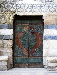 door, egypt