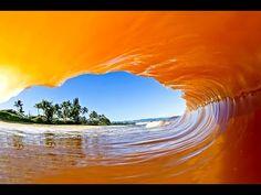 ▶ Shorebreak Photographer Clark Little Turns Rejection into Global Success - The Inertia - YouTube