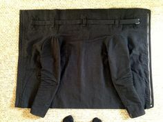 Carol Christian Poell Self Edge Jacket Size M $1500 - Grailed