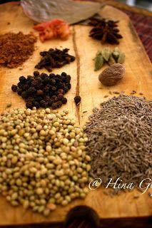 ... en la cocina. on Pinterest | Garam masala, Spices and Moroccan spices