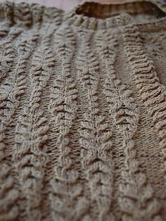 Arans, knitting chart by Pelykh Natalie by patsy