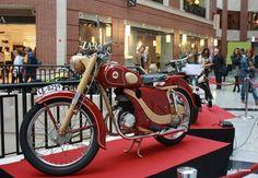 motos fabricadas en Lube de Lutxana, en Barakaldo