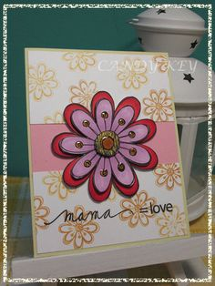 very beautiful card