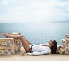 Travel in Style Louis Vuitton Luggage, Louis Vuitton Handbags, Lv Luggage, Prada Handbags, Relax, Luxe Life, Thing 1, Travel Style, Luxury Lifestyle