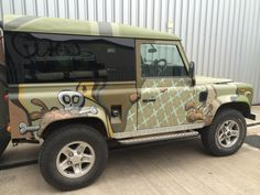 Our very owner Show Defender - Holla