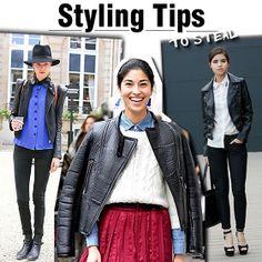 Styling tips para você usar a gola da camisa ao seu favor