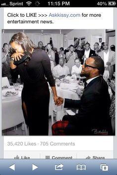 LeBron & wife ❤❤❤