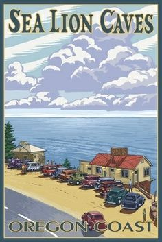 Art Print: Carpinteria, California - Coastal Scene by Lantern Press : Carpinteria California, National Park Posters, National Parks, Travel Ads, Surf Travel, Surf Trip, Oregon Travel, Oregon Coast, Vintage Travel Posters