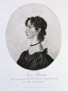 Anne Bronte - if you have not read Tenant of Wildfell Hall, then you do not know how to live your life.