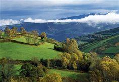 Sierra de Os Ancares, Picos de Europa (Spain).