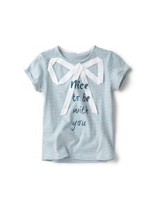 stripped tee - zara kids