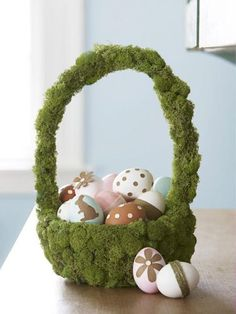 30 Impressive DIY Moss Decorations for this Spring